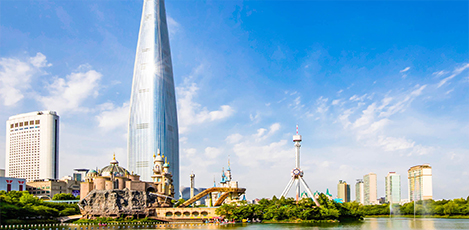 Experience a Walk Among the Clouds at Lotte World Tower's Seoul Sky