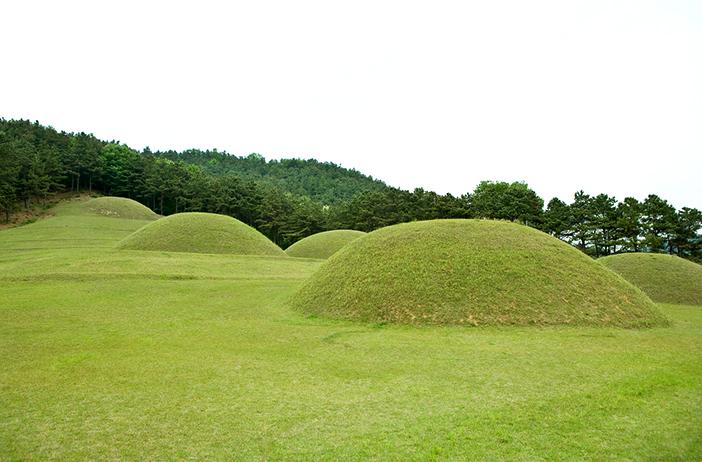Tombes Neungsalli