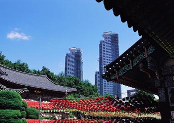 Tempel Bongeunsa