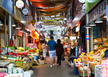Tongin-Markt