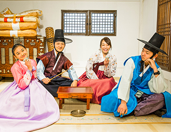 Namsan Seoul Tower Hanbok Culture Experience Center