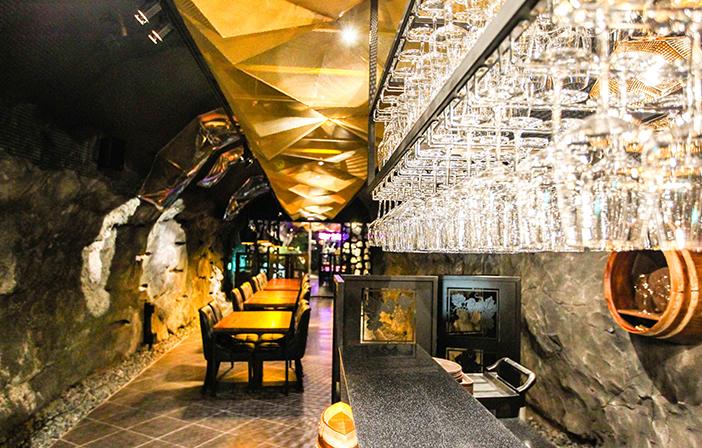 Weinhöhle (Quelle: Gwangmyeong Cave)
