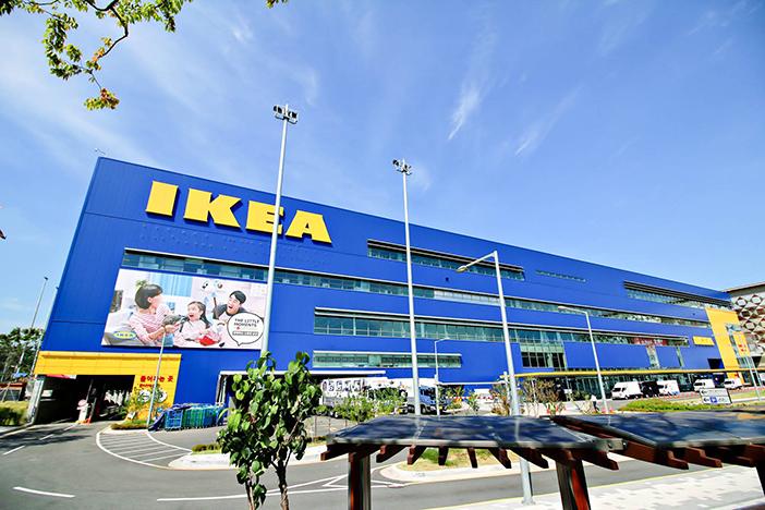 Ikea à Gwangmyeong (aut: Bangbang Kookkook)