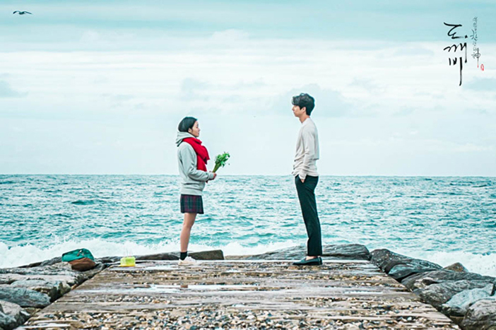 """""""Guardian: The Lonely and Great God (2016)"""" (Courtesy of tvN's Guardian official website)"""