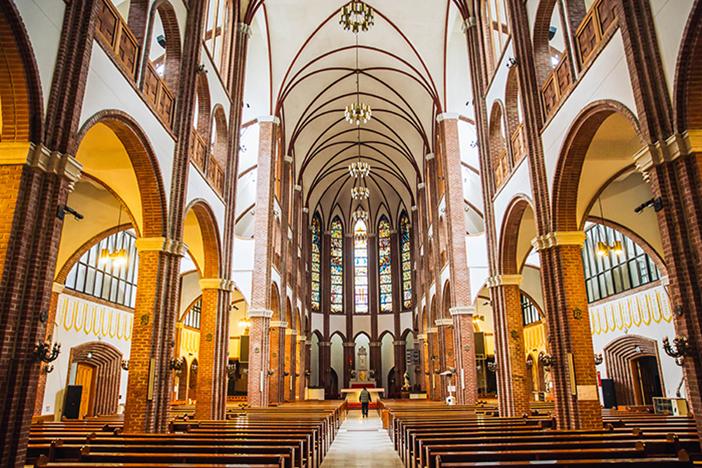 Mirinae Holy Site Church
