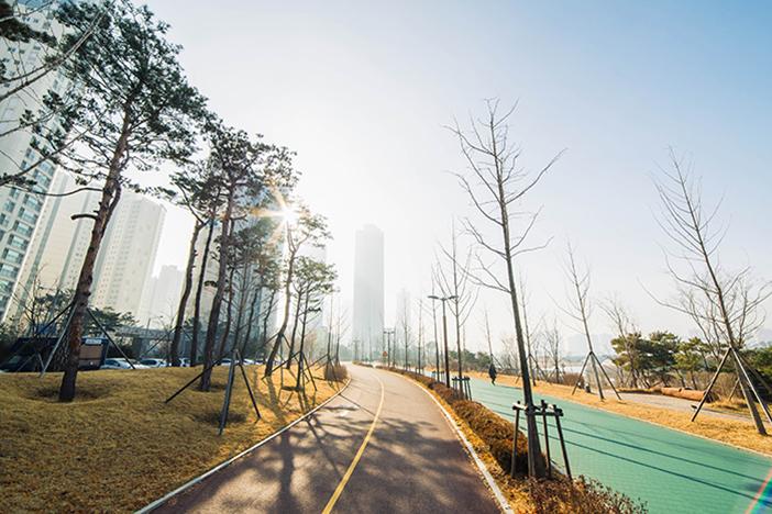 Cheongnaho Lake Park