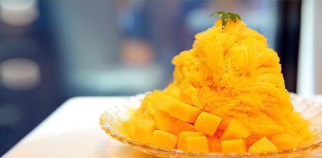 暑い日に食べたい韓国夏グルメ