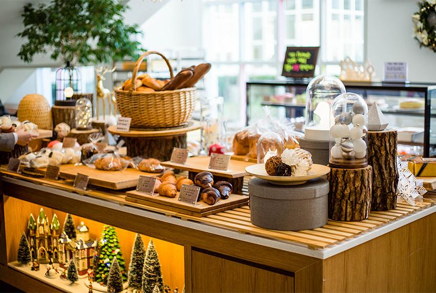 Pastelería Boutique EL (cortesía de Elysian Gangchon)