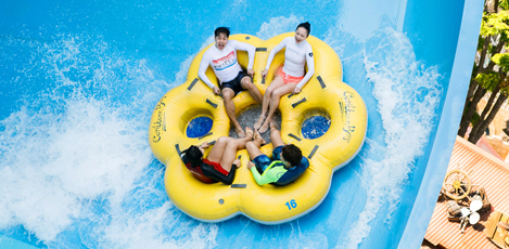 Keep Cool This Summer at Korea's Water Parks