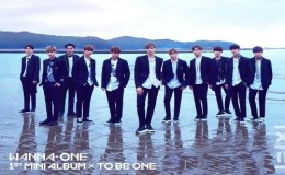 <strong>Wanna One Reveals Two Versions of Album Cover Image</strong>