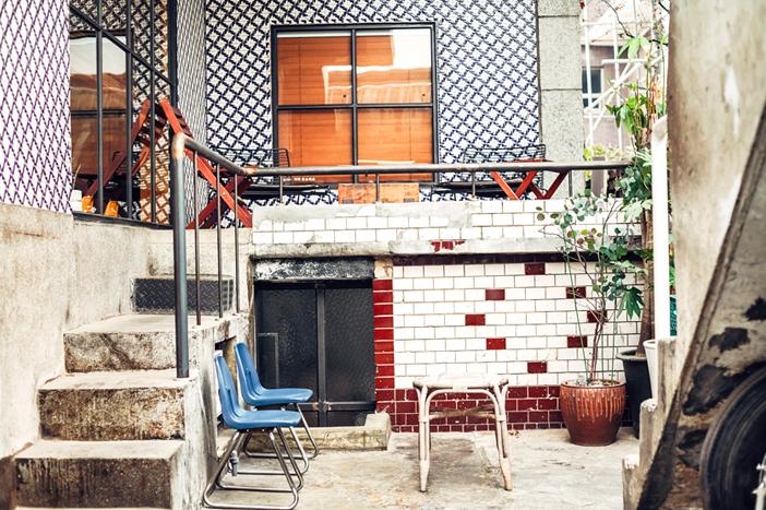 Café on Haengnidan-gil Road