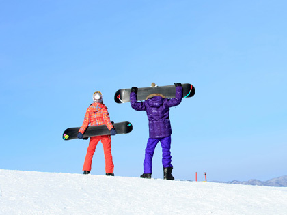 為冬季運動愛好者推薦韓國滑雪渡假村