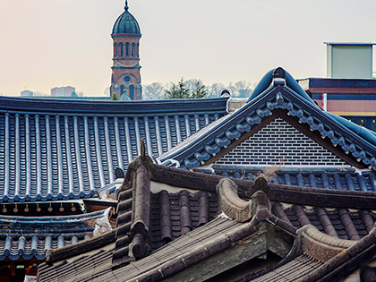 [Jeonju] City of traditions