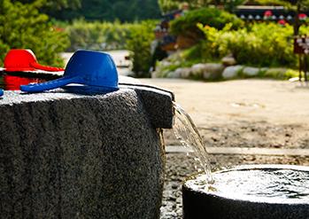 Photo: Woljeongsa Temple