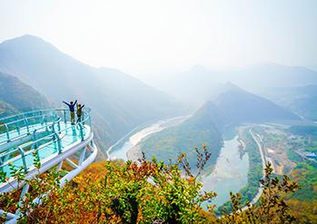 Photo: Byeongbangchi Skywalk