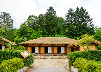 Photo: Birthplace of Lee Hyo-seok