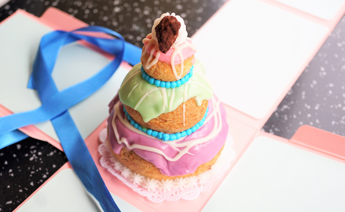 Торт Mendl's