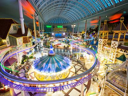 365 дней веселья! <br>Лучшие воспоминания в тематическом парке Lotte World!
