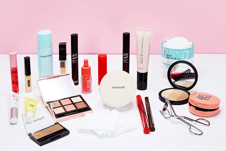 Principales cosméticos K-Beauty