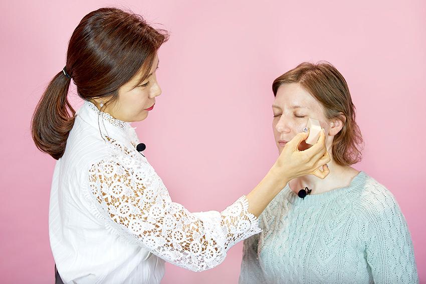 La base, el primer paso para el maquillaje al estilo K-Beauty