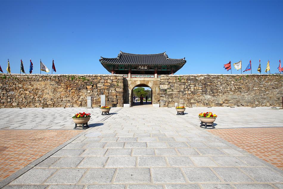 Haemieupseong Walled Town