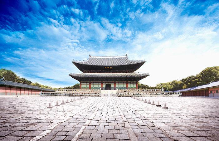Changdeokgung Palace Complex (Designated 1997)
