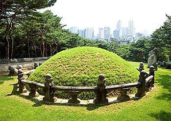 Seolleung Royal Tomb