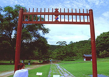 Hongsalmun Gate