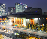 Die repräsentativen Kultureinrichtungen Seouls