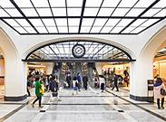 地下的购物天堂--首尔地下购物中心