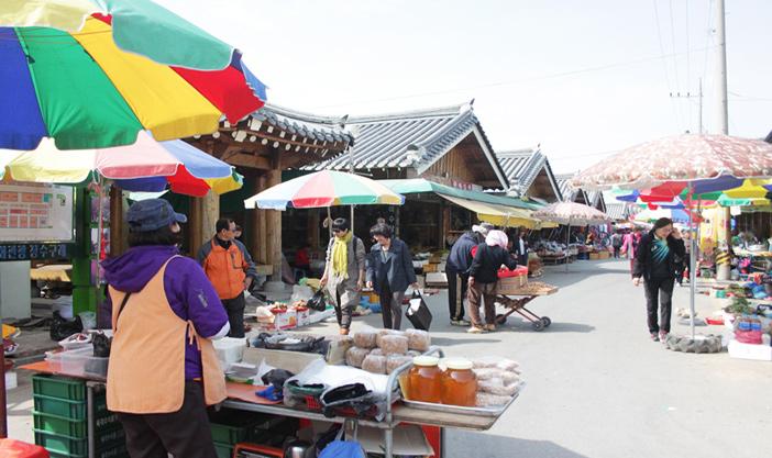 Mercado de 5 días de Gurye