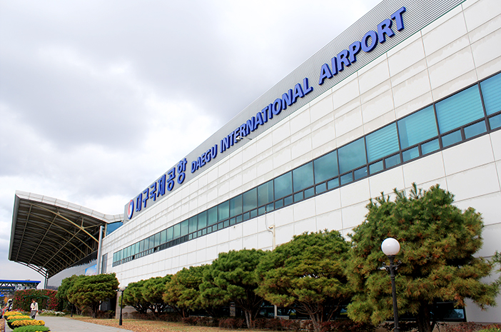 Internationaler Flughafen Daegu (Quelle: Daegu International Airport)