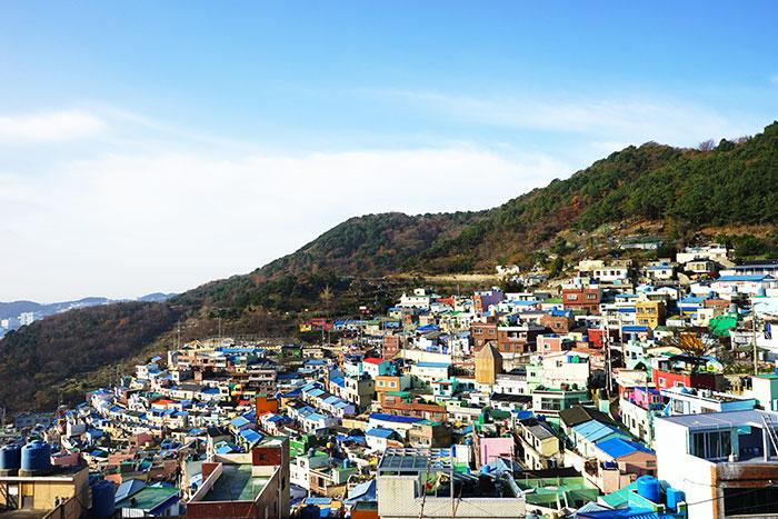 Photo: Scenes of Gamcheon Culture Village