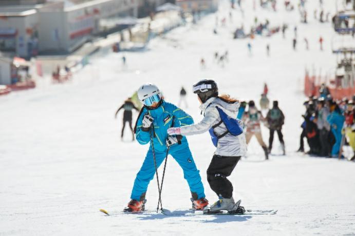 伊利希安江村滑雪場(圖片來源: 伊利希安江村)