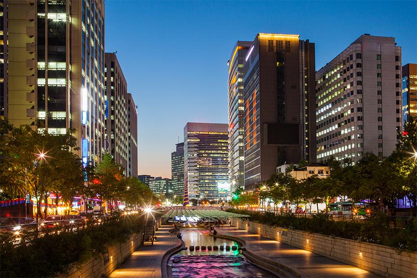 「首爾美食之旅」從深夜公車開始