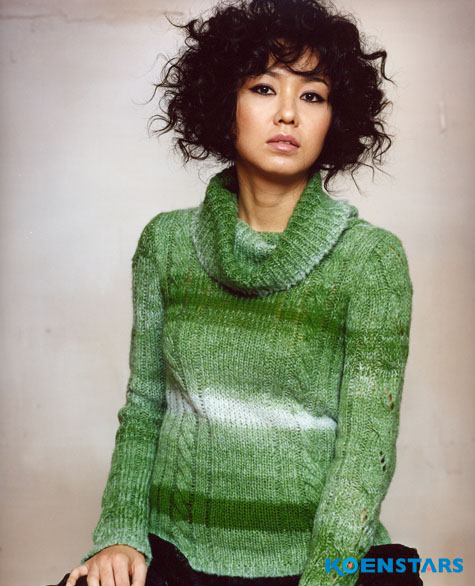 Jo Mi-ryung (조미령)