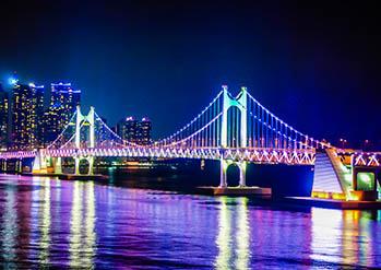圖片) 釜山廣安大橋