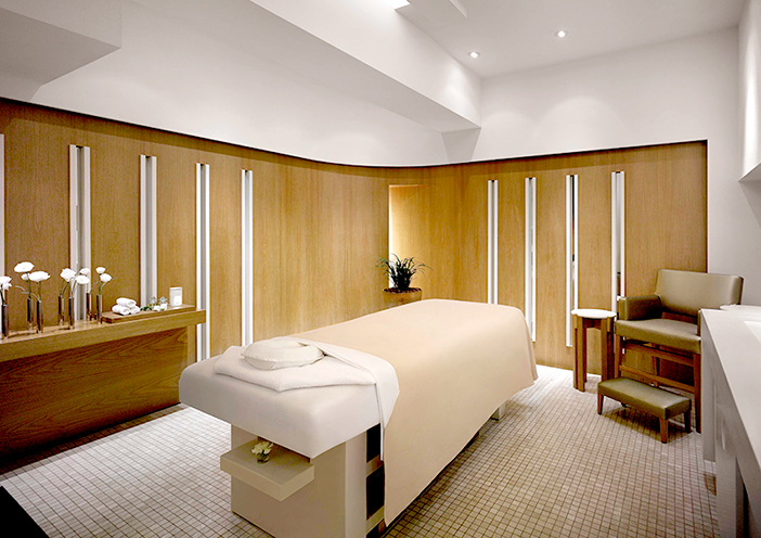 The SPA at Grand Hyatt Seoul (Credit: Grand Hyatt Seoul)