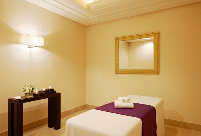 Marquis thermal spa (Источник: отель JW Marriott)