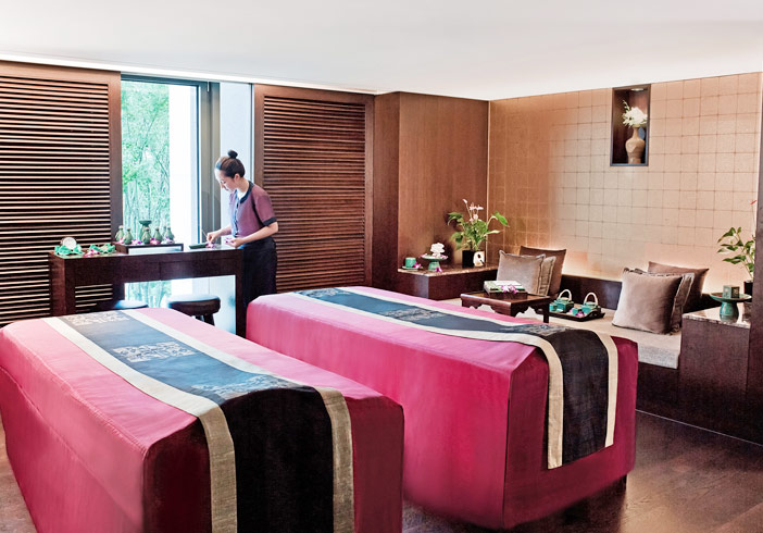 Banyan Tree Club & Spa Seoul (Credit: Banyan Tree Club & Spa Seoul)