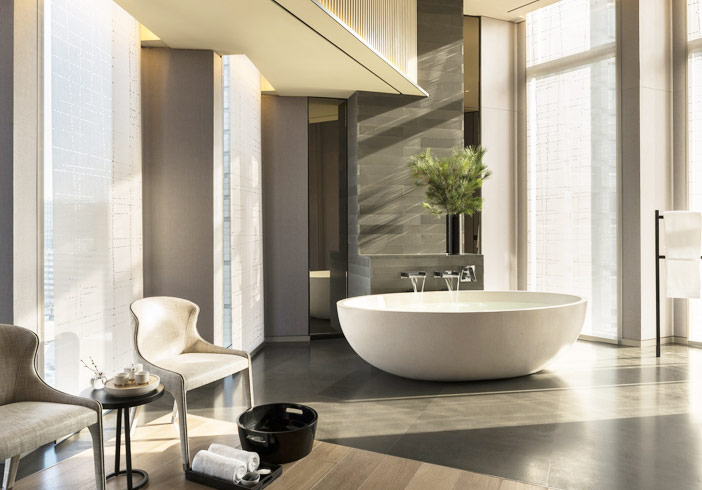 Spa at Four Seasons Hotel Seoul (Credit: Four Seasons Hotel Seoul)
