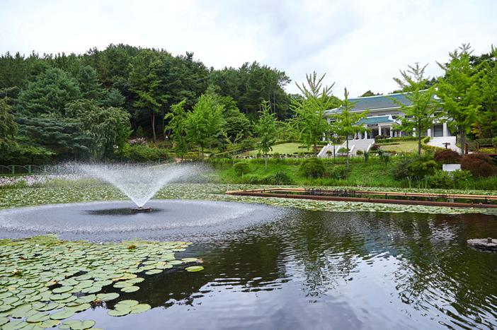 Cheongnamdae Presidential Villa