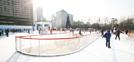 ¡El mundo del trineo y patinaje sobre hielo en Corea!