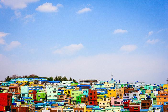 Village Gamcheon à Busan