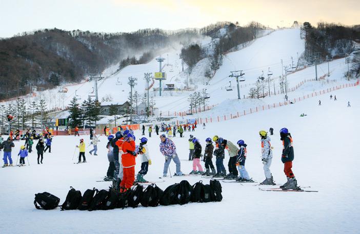 鳳凰平昌滑雪場