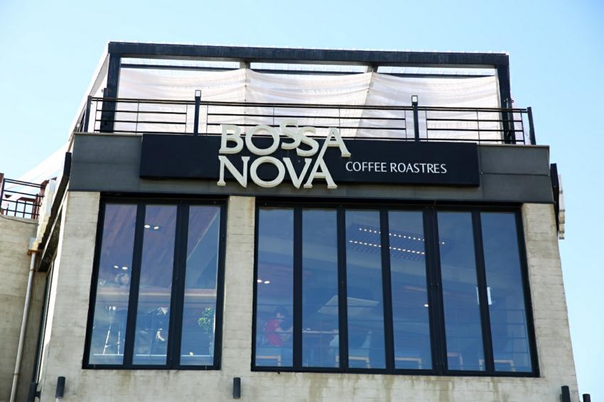 BOSSA NOVA咖啡廳外觀