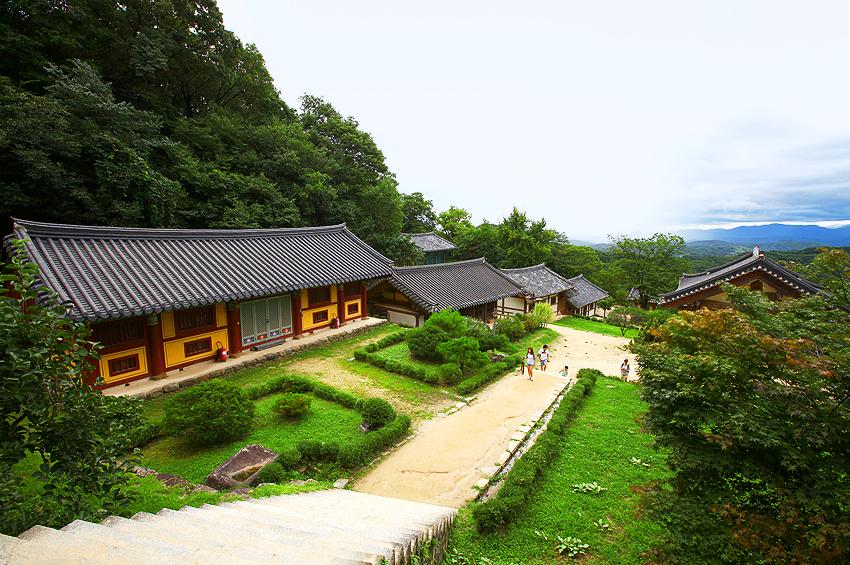 慶尚北道榮州浮石寺