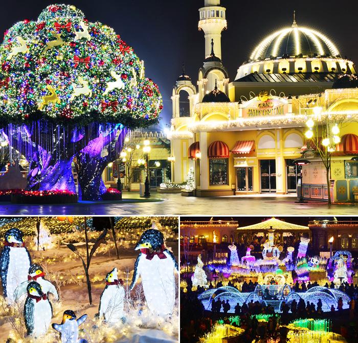 愛寶樂園夢幻聖誕節慶典 (圖片來源: 愛寶樂園)