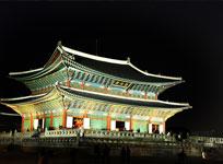 景福宮(太極旗キル)