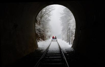 前往江村體驗冬季戶外休閒活動之旅